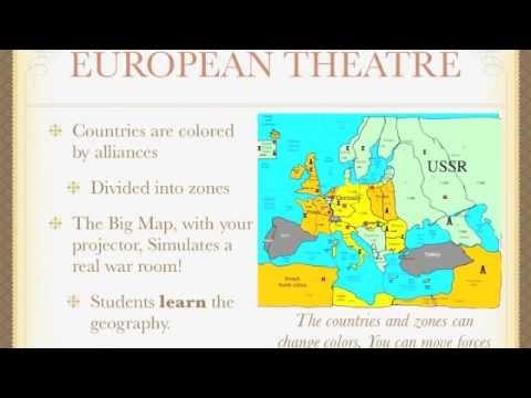 World War Two Simulation Lesson Plan Presentation