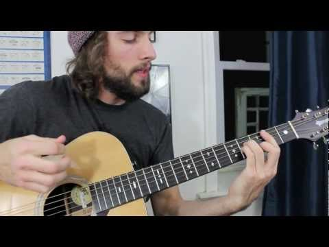 Home Guitar Lesson - Edward Sharpe and the Magnetic Zeros