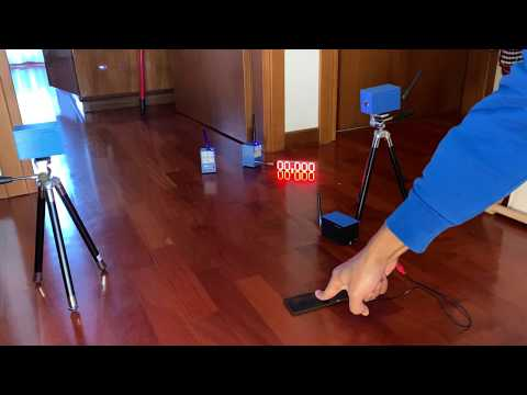 Arduino Sport Timing System