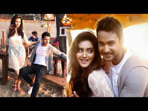 Nusrat Song Review | Aladdin | Nusrat | One | ওয়ান | Video Song | Prosenjit | Yash | Birsa