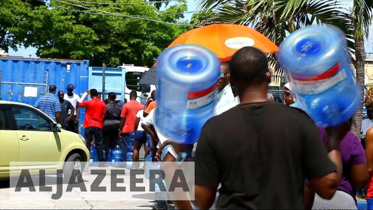 Hurricane Irma Makes Its Way Through The Bahamas Doovi
