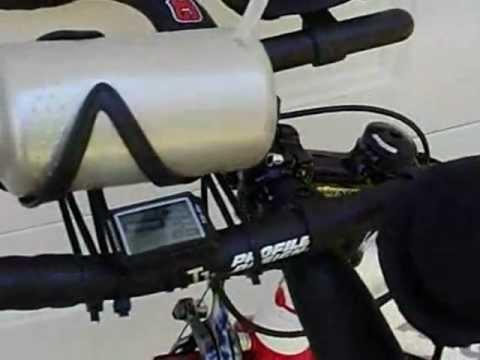 Triathlon Bike Easy Water Bottle Mount Youtube