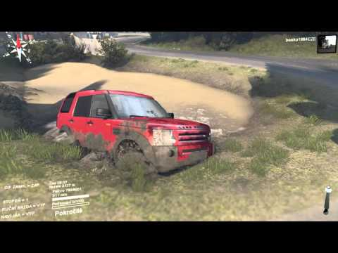 Spintires Land Rover Discovery 3