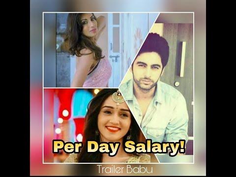 Per Day Salary of Saath Nibhana Saathiya Actors thumbnail