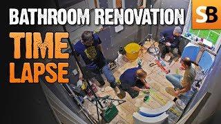 Start to Finish Bathroom Time Lapse | Series Teaser