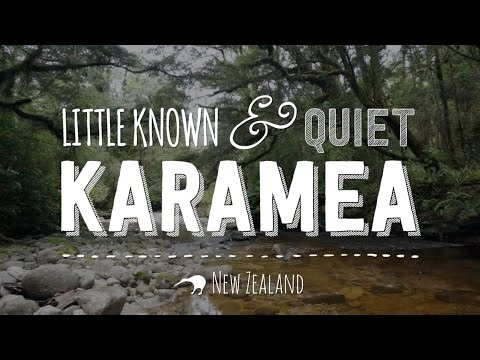 New Zealand's best-kept secret - Karamea