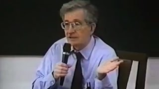 Noam Chomsky - Free Will and Indeterminism