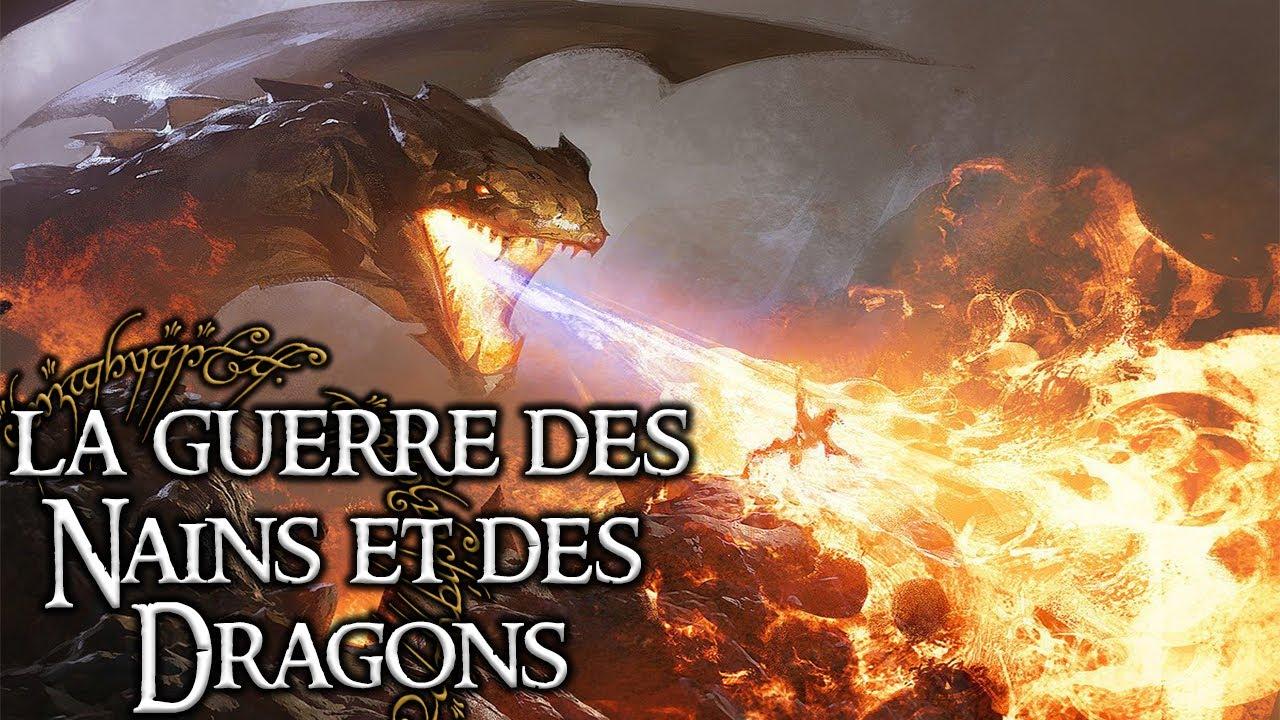 Lore Of The Rings #6 : la Guerre des Nains & des Dragons