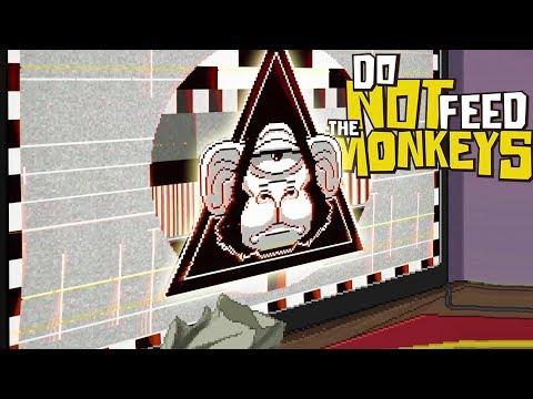 The Illuminati Simulator - Do Not Feed The Monkeys