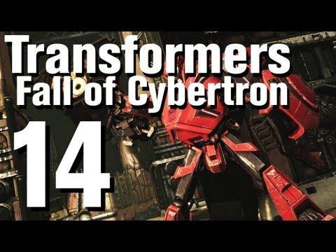 Transformers Fall of Cybertron Walkthrough...