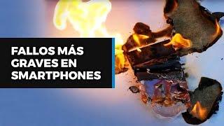 Los mayores fallos de la historia de los smartphones