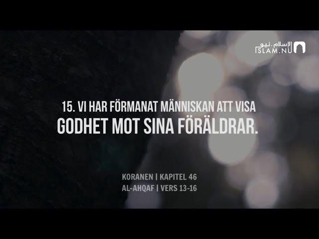 Surah Al-Ahqaf (13-16) - Omar Abdullah