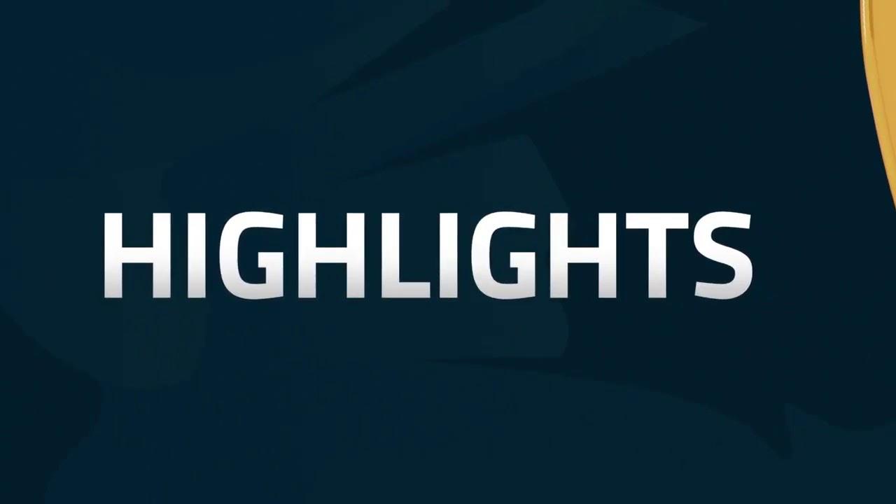 HIGHLIGHTS Guatemala v Denmark - U-18 Men's Softball World Cup
