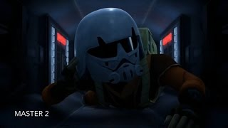 [Ezra escapes from the prison] Star Wars Rebels [Spark of Rebellion] [HD]