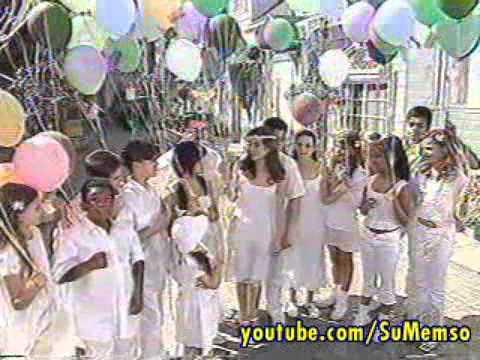 Chiquititas Brasil 1999 - Final da quarta temporada (último capítulo)