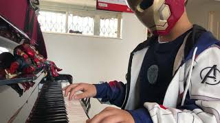 Avengers: Endgame - The Real Hero Soundtrack (Piano Cover)
