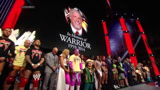 "Ultimate Warrior - WWE Tribute Song - ""One More Time"" [Download] [HD]"