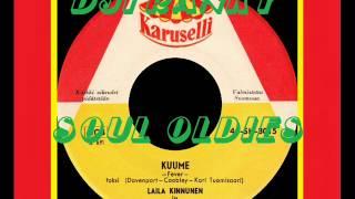 "SOUL GIRL FINLAND ""Finnois"" - ( Laila Laura Kinnunen - KUUME - Fever )"