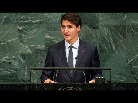 Trudeau's UN Indigenous Rights Speech Rings Hollow at Home