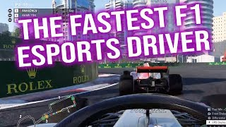 How fast is the FASTEST F1 Esports qualifier?