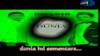 kangen lagi DUNIA ( lirik )