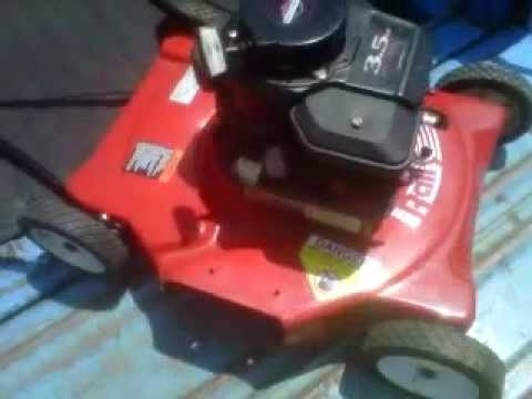 Mower Surges Up and Down FIXED how to