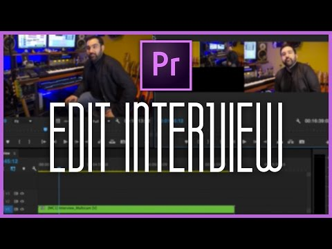 How to Edit an Interview