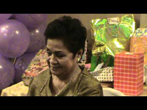 Nanay Julie's SURPRISE 70th Bday Party - part 8 (2) - Guam Phone Patch