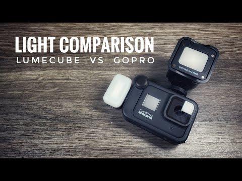 GoPro Light Mod Vs.Lume Cube 2.0 Comparison