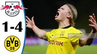 Боруссия Дортмунд РБ Лейпциг 4 1 Обзор Матча Финал Кубок Германии 14 05 2021 HD