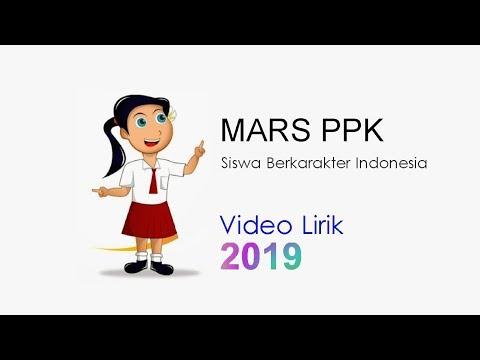 Lagu Mars PPK (Siswa Berkarakter Indonesia)