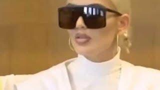 Die Sonnenbrille schützt Ihre Identität! Loredana über