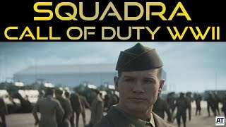 SVELATA LA SQUADRA CAMPAGNA CALL OF DUTY WWII [WW2 GAMEPLAY ITA]