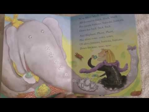 Children's Story, Miss Mary Mack Sing Along Series