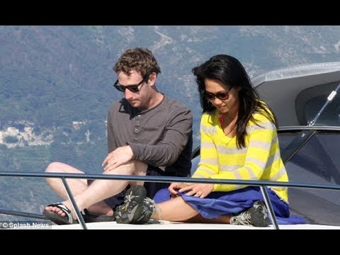 Mark Zuckerberg's Wife ( Billionaires in real life )