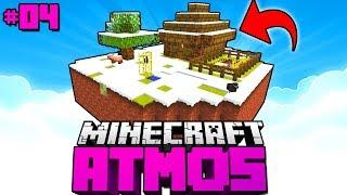 DAS ERSTE HAUS in DER LUFT?! - Minecraft ATMOS #04 [Deutsch/HD]