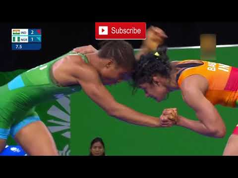 Babita Kumari Breaks To Final - Gold Coast 2018