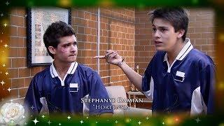 La Rosa de Guadalupe: Nacho y Rubén pelean por la capitanía del equipo | Lección de amor