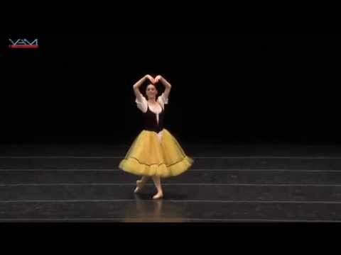 Chelsea King YAGP 2015 Peasant Pas variation from Giselle