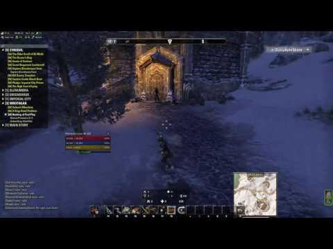 Elder Scrolls Online Orsinium daily quest guide