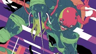 Teenage Mutant Ninja Turtles: Legend Of The Yokai – Tomer Hanuka (Behind The Scenes)
