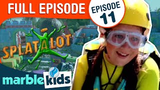 Splatalot! - Season 2 - Episode 11 - Three Cheers For Everything!