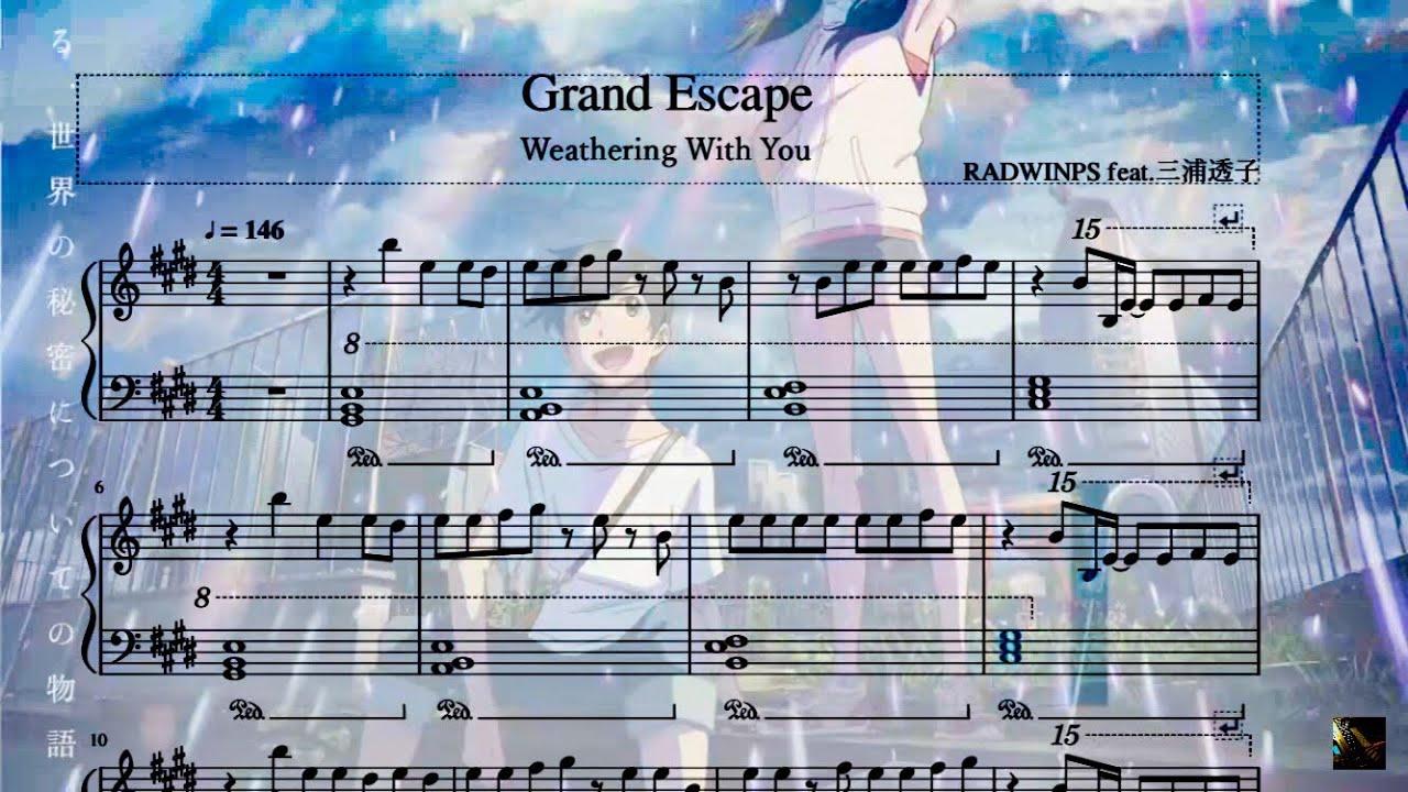 ピアノ グランド エスケープ