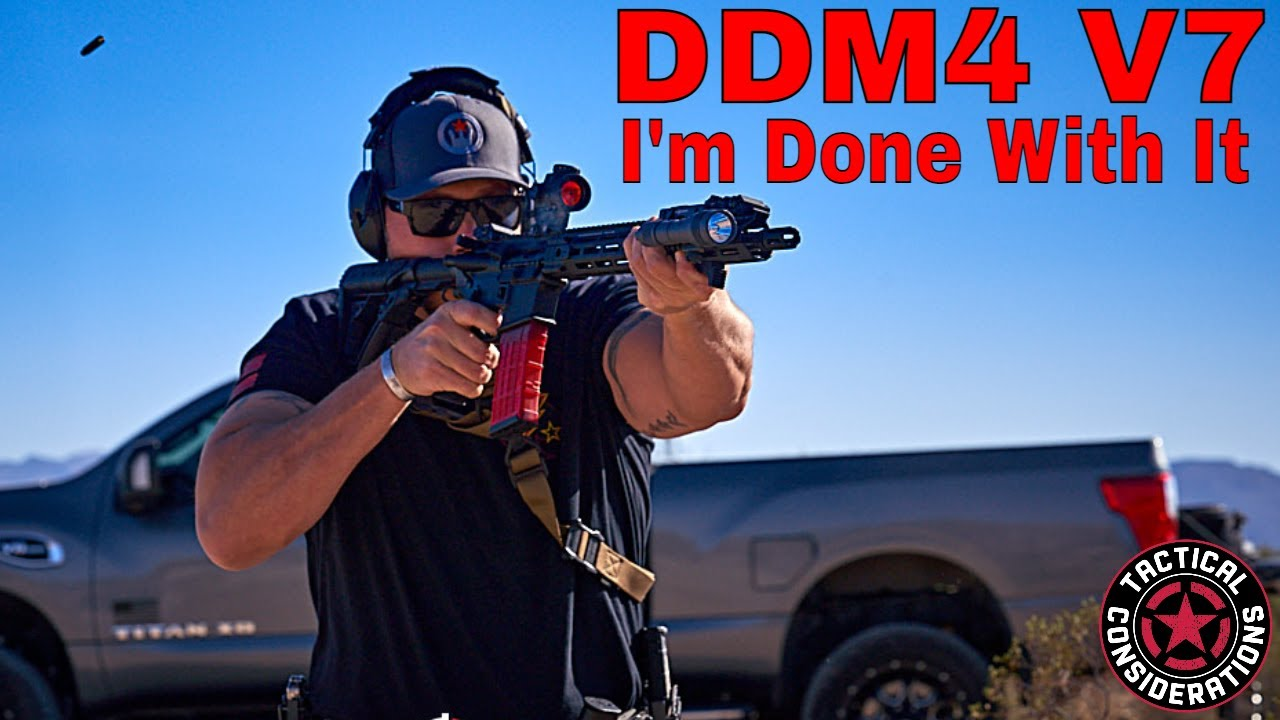 Daniel DDM4 V7 Finally Done With It Was It Worth The Money