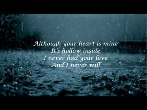 Yiruma - Kiss the Rain (lyrics)