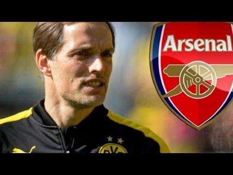 Tin Thể Thao 24h Hôm Nay (21h- 21/4): Cựu HLV Dortmund Thomas Tuchel Thay Wenger Về Dẫn Dắt Arsenal
