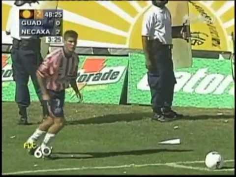 Final Invierno 1998 - Chivas Vs. Necaxa (0-2)    Futbol Retro ... fc3a3f36c97