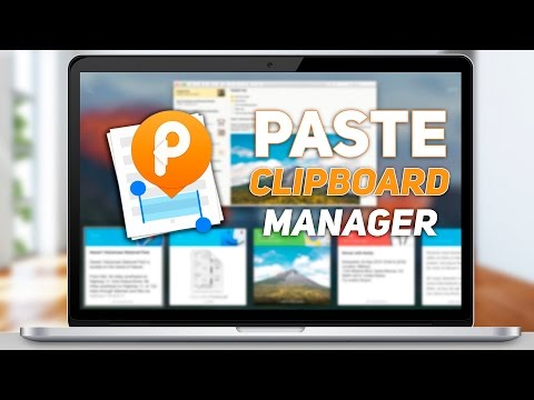 Paste - Best Clipboard Manager - App Overview