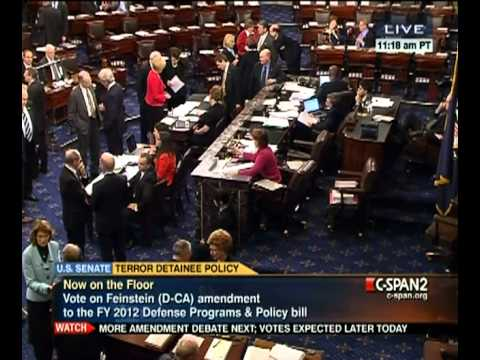 Senate Session 2011-12-01 (13:42:12-14:44:07)