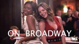 On Broadway Jennifer Hudson Katharine McPhee.mp3